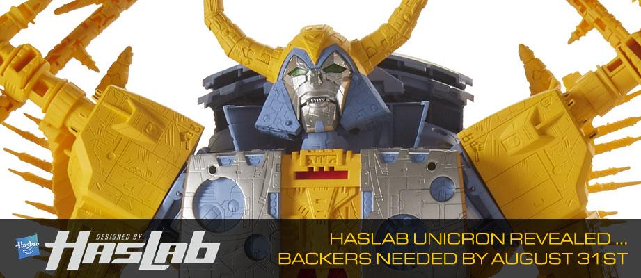 Massive HasLab UNICRON toy revealed