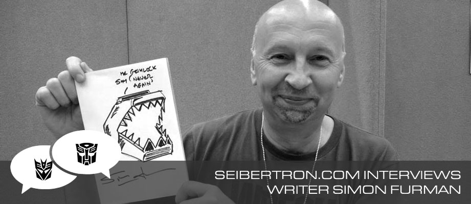 Seibertron.com Interviews Simon Furman: from the Past to The Death