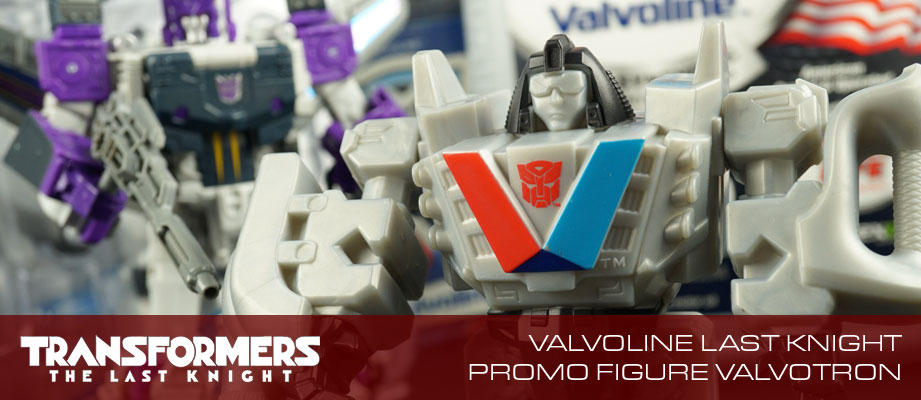 New Gallery: Transformers The Last Knight Valvoline Promotional Figure VALVOTRON