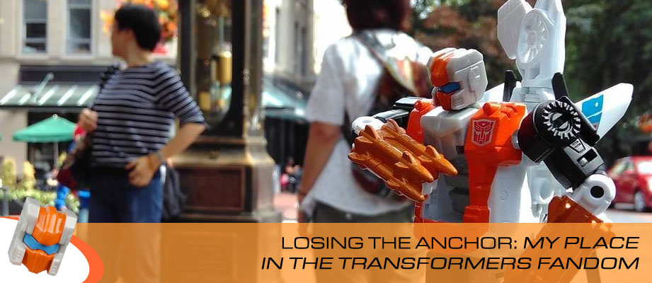Losing the Anchor: My Place in the Transformers Fandom