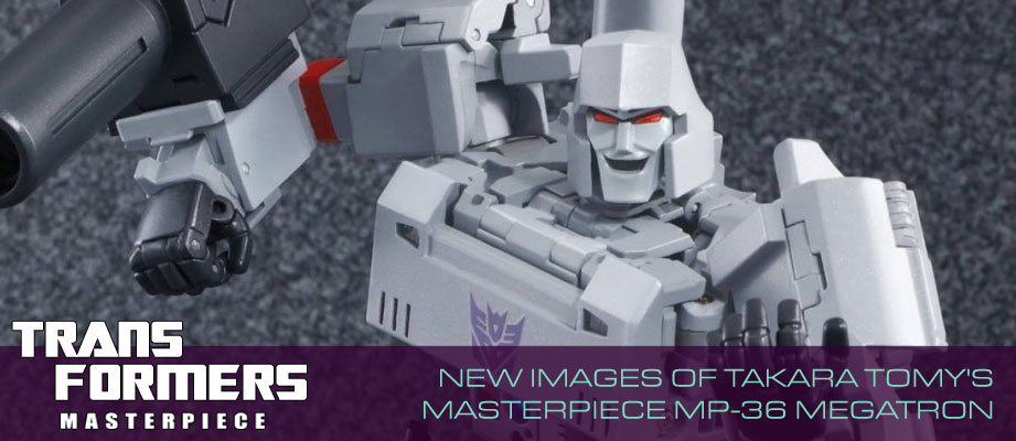 More Images of Takara Tomy Masterpiece MP-36 Megatron