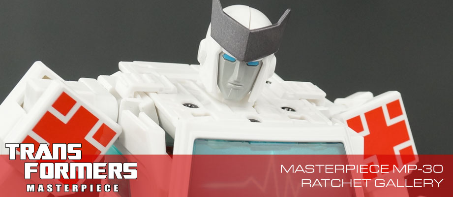 New Gallery: Transformers Masterpiece MP-30 Ratchet