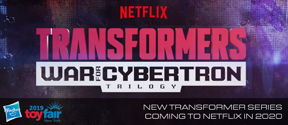 New Transformers Netflix Series Coming in 2020