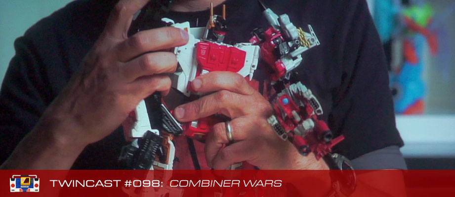 Transformers Podcast: Twincast / Podcast #98 - Combiner Wars