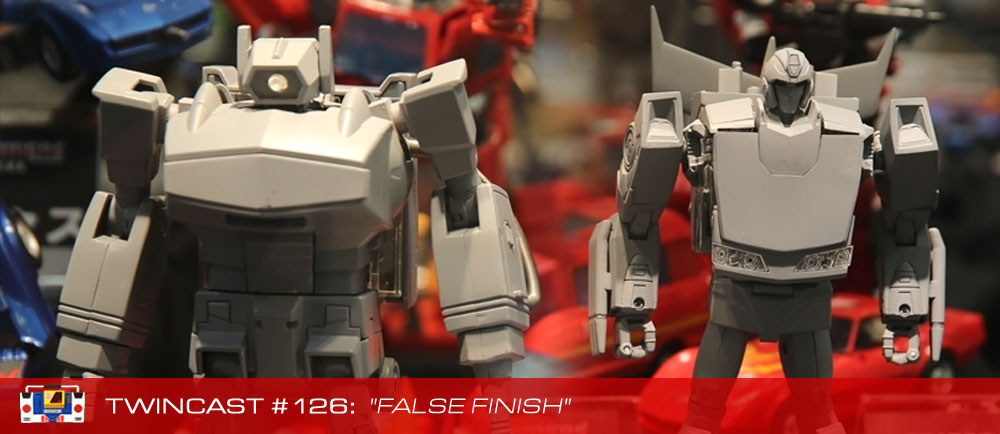 Transformers Podcast: Twincast / Podcast #126 - False Finish
