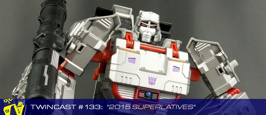 "Twincast / Podcast Episode #133 ""2015 Superlatives"""