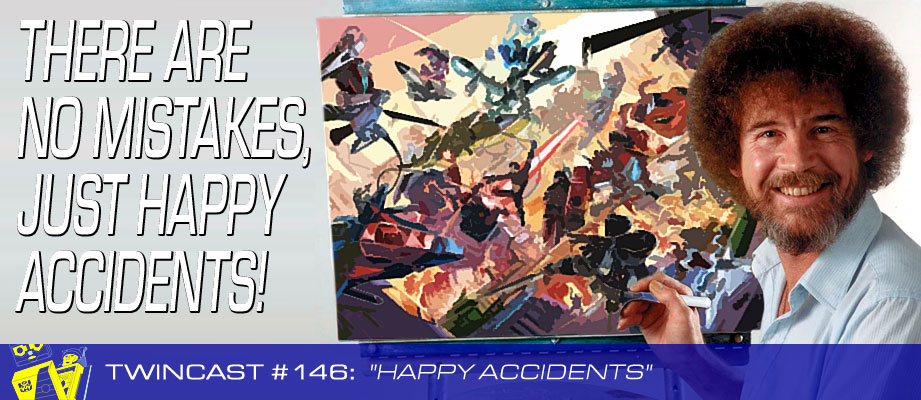 Transformers Podcast: Twincast / Podcast #146 - Happy Accidents