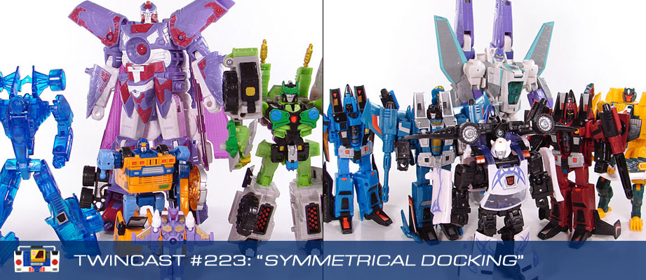 "Twincast / Podcast Episode #223 ""Symmetrical Docking"""