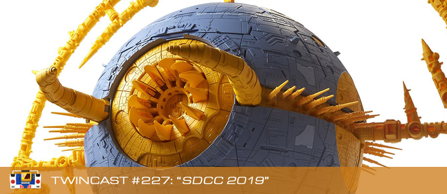 "Twincast / Podcast Episode #227 ""SDCC 2019"""