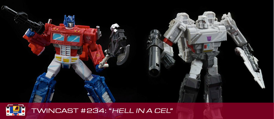 Transformers Podcast: Twincast / Podcast #234 - Hell in a Cel