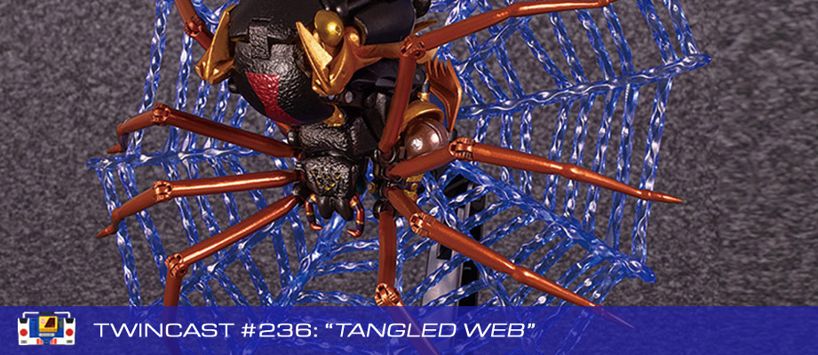 Transformers Podcast: Twincast / Podcast #236 - Tangled Web