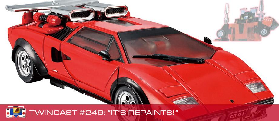 """Twincast / Podcast Episode #249 """"It's Repaints!"""""""