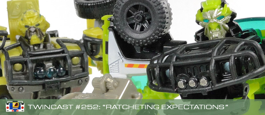 "Twincast / Podcast Episode #252 ""Ratcheting Expectations"""