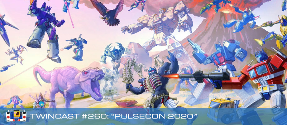 "Twincast / Podcast Episode #260 ""Pulsecon 2020"""
