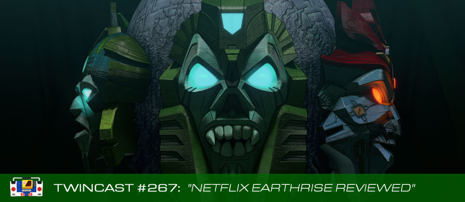 "Twincast / Podcast Episode #267 ""Netflix Earthrise Reviewed"""
