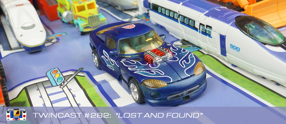 """Twincast / Podcast Episode #282 """"Lost and Found"""""""