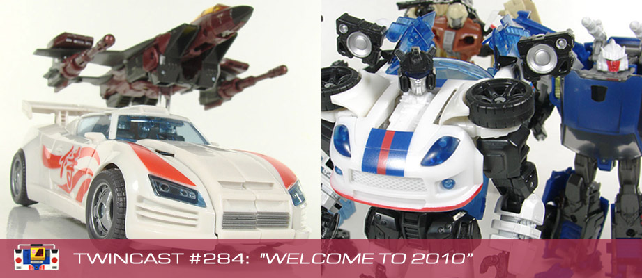 """Twincast / Podcast Episode #284 """"Welcome to 2010"""""""