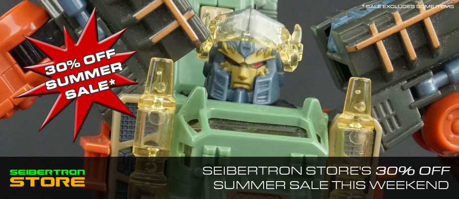 The Seibertron.com Store on eBay's 30% Off Sale: Transformers, GoBots, TMNT, MOTU, Shopkins + more!