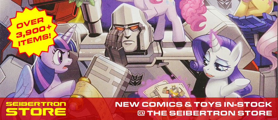 Beast Wars, Magic of Cybertron and hundreds of other new comics and more in-stock at Seibertron Store