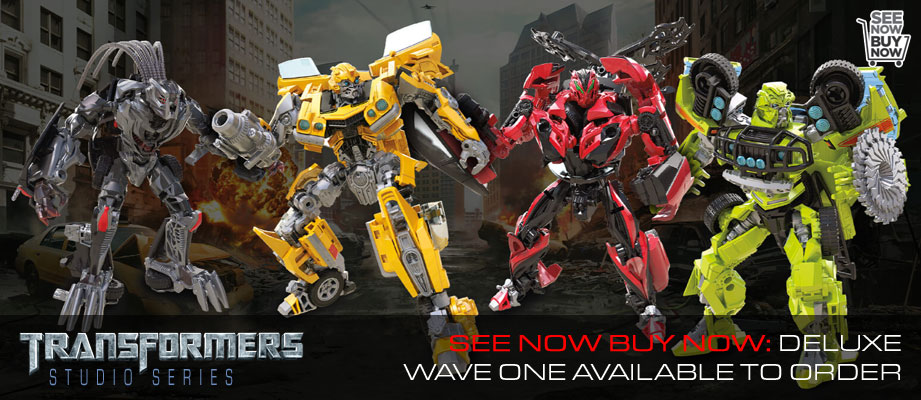 See Now Buy Now: Transformers Studio Series Line Available to Order Now