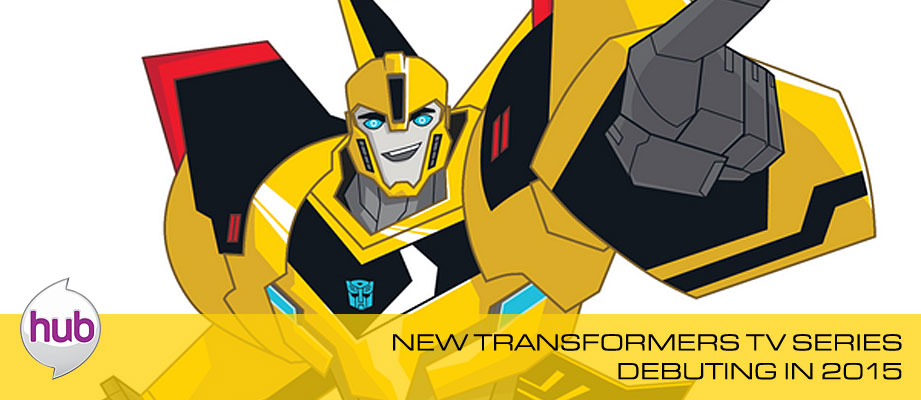 New Transformers TV Series Debuting in 2015 - First Look at Bumblebee