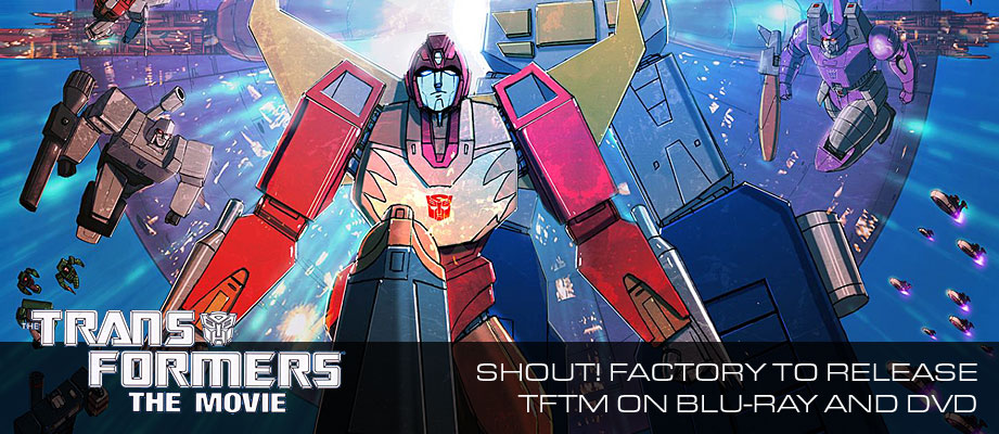 Dare To Be Great: Celebrating the 30th Anniversary of The Transformers: The Movie