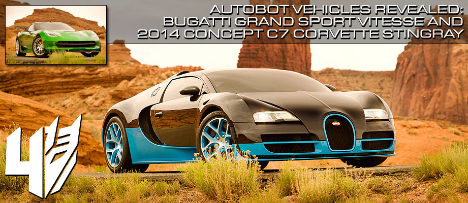 bugatti veyron and c7 corvette join cast of transformers 4. Black Bedroom Furniture Sets. Home Design Ideas