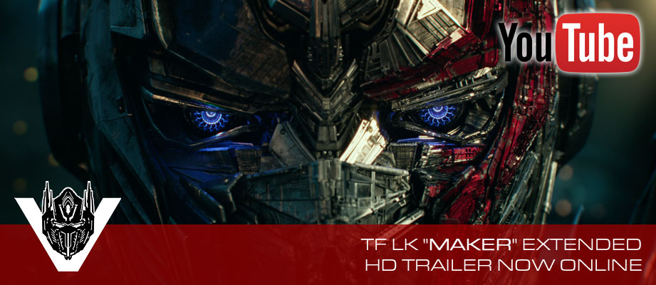 "Extended Super Bowl ""Maker"" Trailer for Transformers: The Last Knight Now Online"