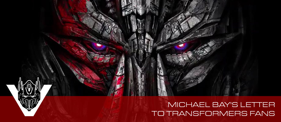 Michael Bay's Letter To Transformers Fans