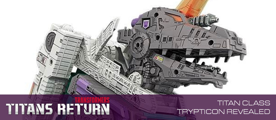 Titans Return Titan Class TRYPTICON Revealed