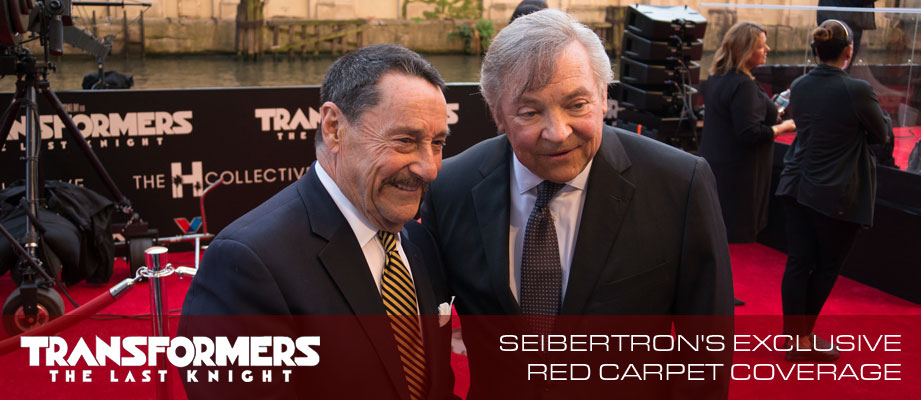 Seibertron.com's Exclusive Coverage of the Transformers Last Knight US Premiere in Chicago