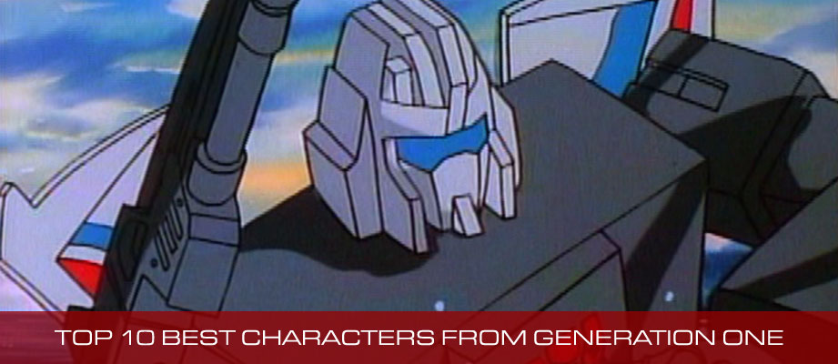 Top 10 Best Transformers Characters From Generation One