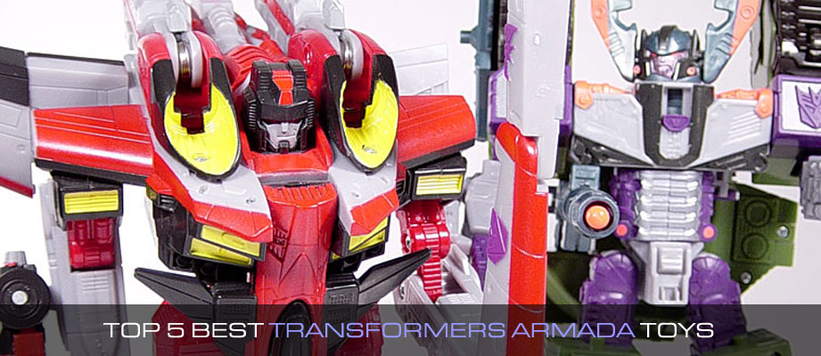 Top 5 Best Transformers Armada Toys