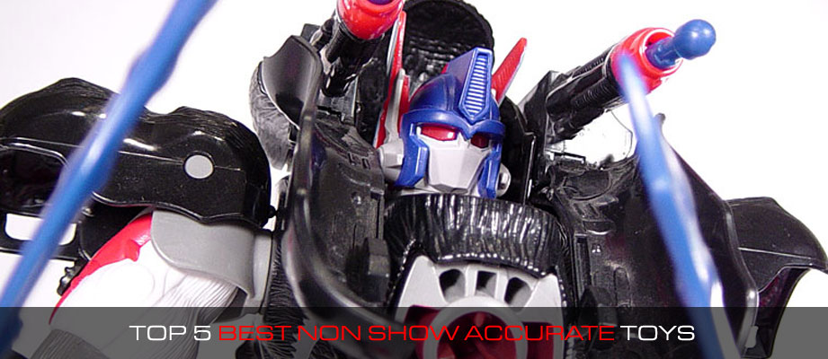 Top 5 Best Non Screen/Show Accurate Transformers Toys