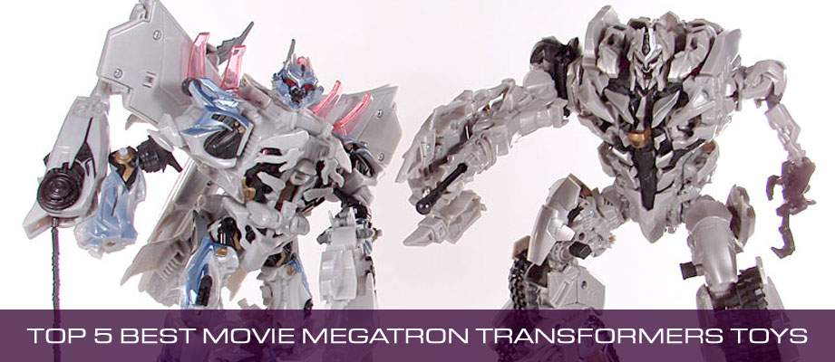 Top 5 Best Movie Megatron Transformers Toys