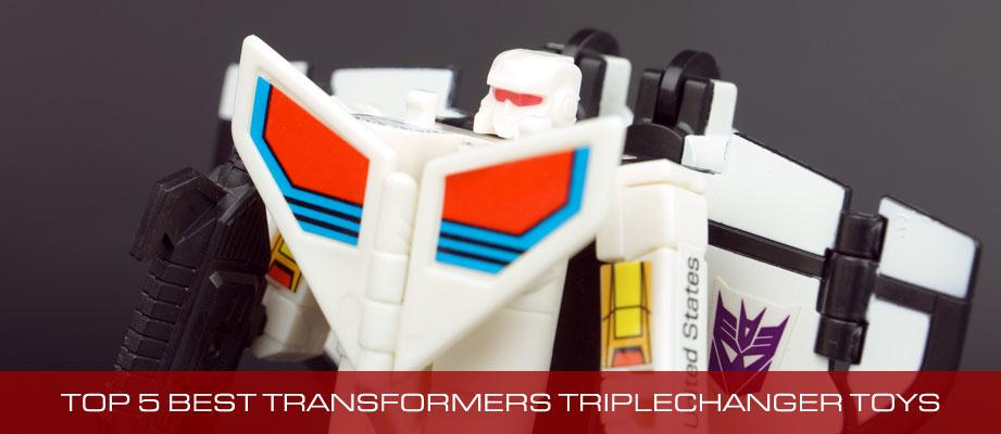 Top 5 Best Transformers Triplechanger Toys
