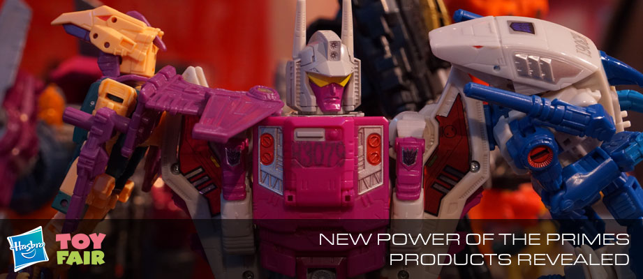 Toy Fair 2018 - Gallery of Transformers: Power of the Primes: Nova Star, Abominus, Moonracer, Bludgeon, More #HasbroToyFair #NYTF