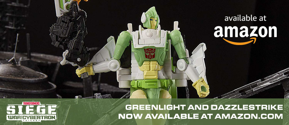 WFC SIEGE Greenlight with Dazzlestrike now available on Amazon.com