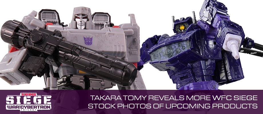 « » New High Quality Stock Photography of Transformers War For Cybertron Siege Wave 1 Toys