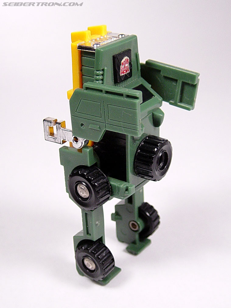 Transformers G1 1984 Brawn (Gong) (Image #23 of 32)