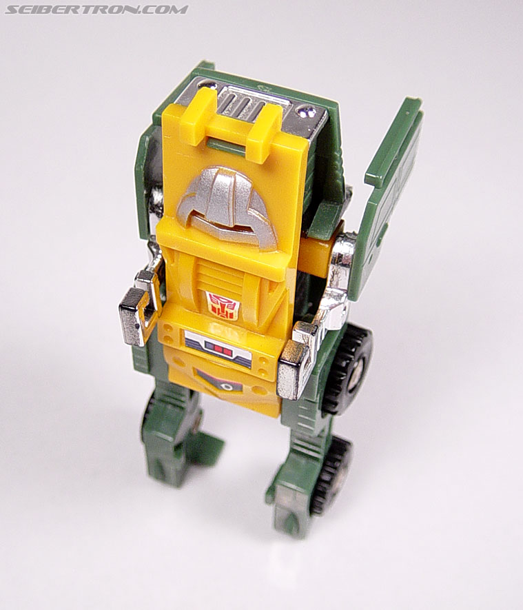 Transformers G1 1984 Brawn (Gong) (Image #26 of 32)