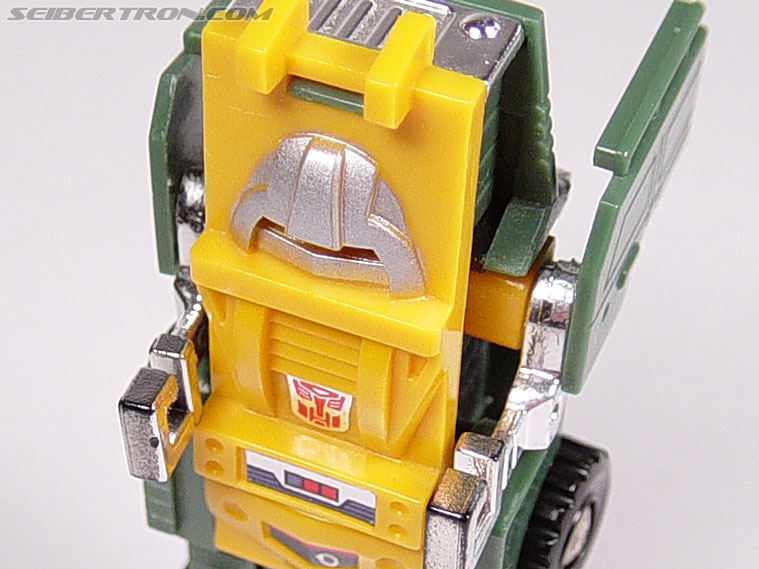 Transformers G1 1984 Brawn (Gong) (Image #27 of 32)