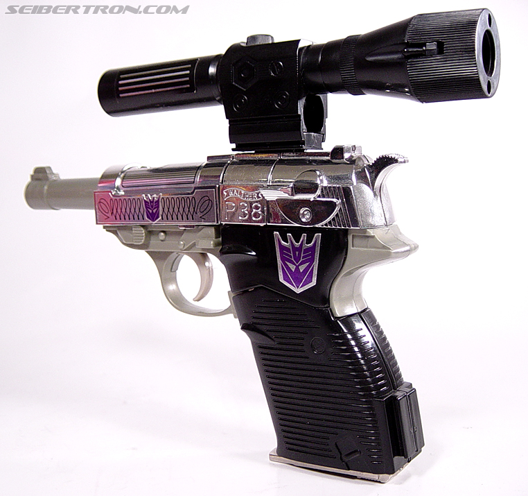 Transformers G1 1984 Megatron (Reissue) (Image #4 of 69)