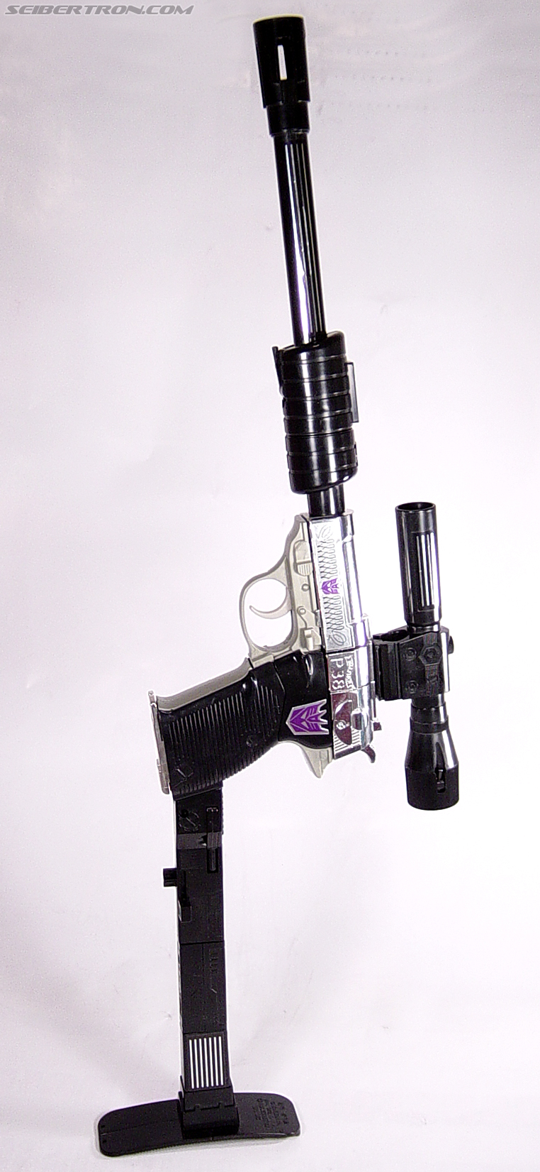 Transformers G1 1984 Megatron (Reissue) (Image #9 of 69)