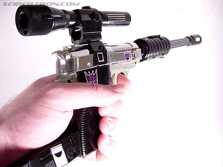 Transformers G1 1984 Megatron (Reissue) (Image #22 of 69)
