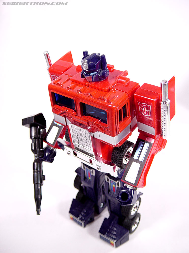 Transformers G1 1984 Optimus Prime (Convoy)  (Reissue) (Image #52 of 83)