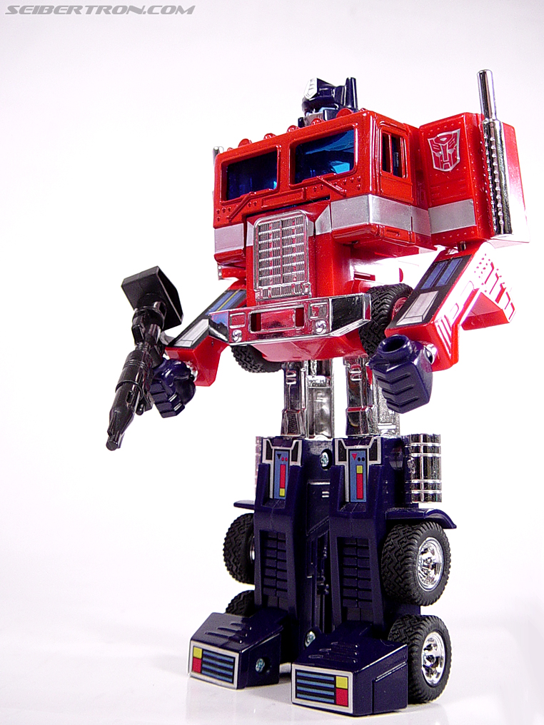 Transformers G1 1984 Optimus Prime (Convoy)  (Reissue) (Image #53 of 83)