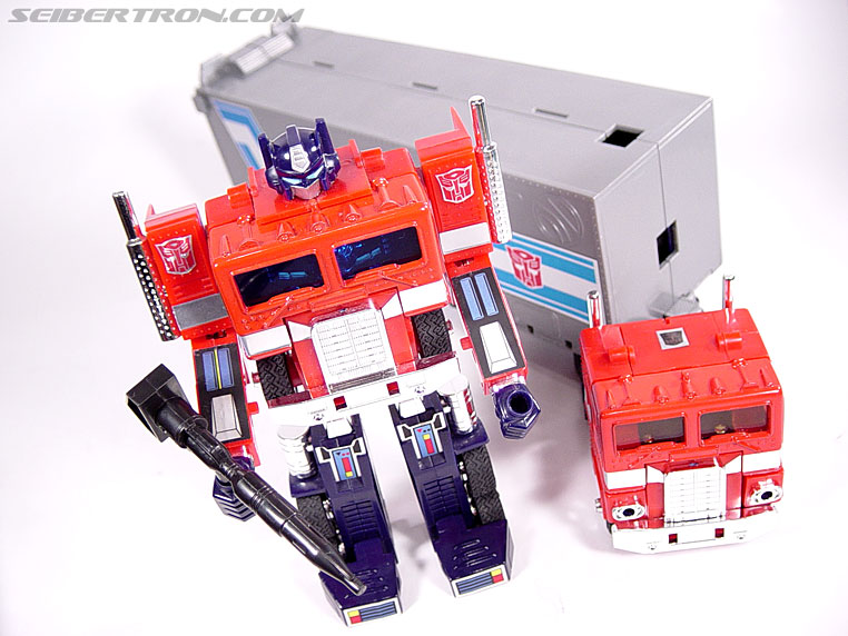 Transformers G1 1984 Optimus Prime (Convoy)  (Reissue) (Image #62 of 83)