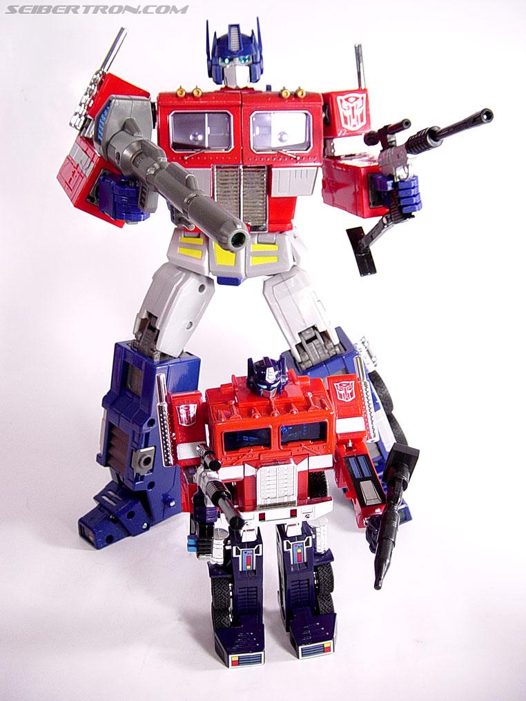 Transformers G1 1984 Optimus Prime (Convoy)  (Reissue) (Image #80 of 83)