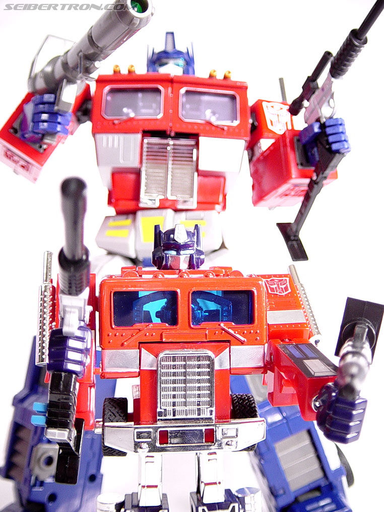 Transformers G1 1984 Optimus Prime (Convoy)  (Reissue) (Image #81 of 83)